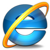 Optimized for Internet Explorer